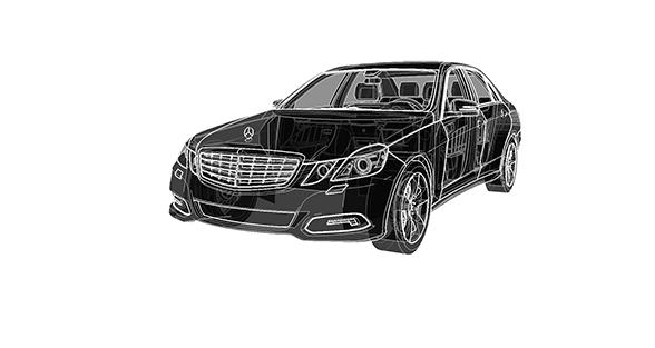 Simulateur automobile haut de gamme mobsim