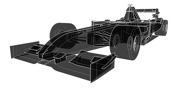 Simulateur racing sport auto Mobsim