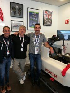 Luc Alphand Mobsim Thierry Pennet 24h du Mans 2019